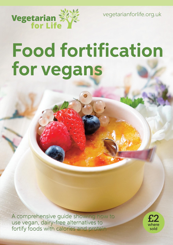 Food Fortification for Vegans