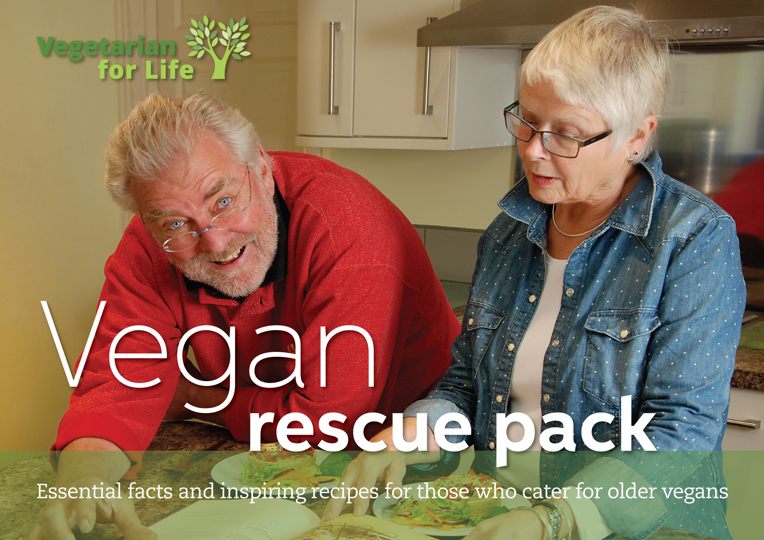Vegan Rescue Pack