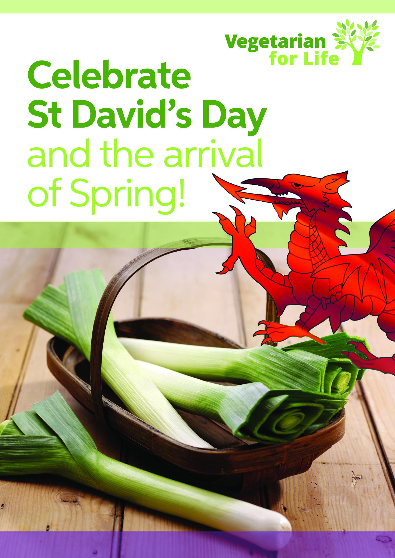 Celebrate St David's Day