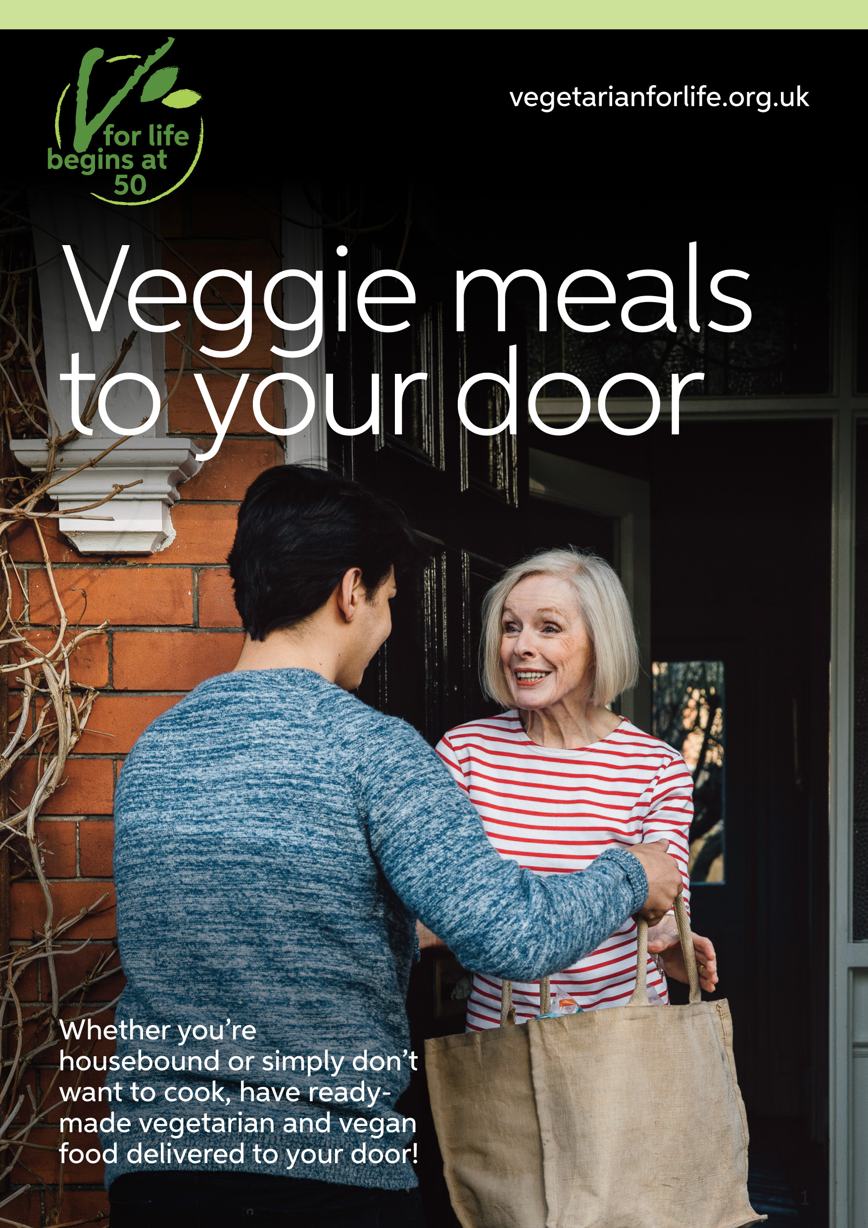 Veggie Meals to your Door