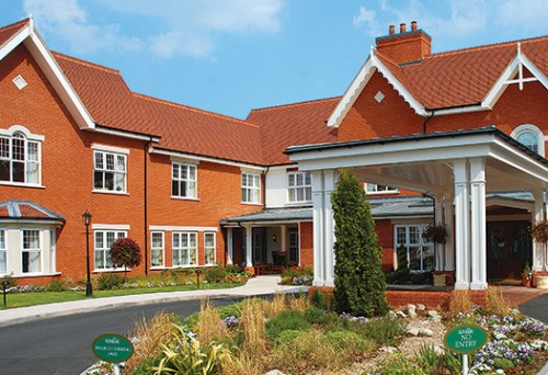 Ashbourne Care Home Dudley